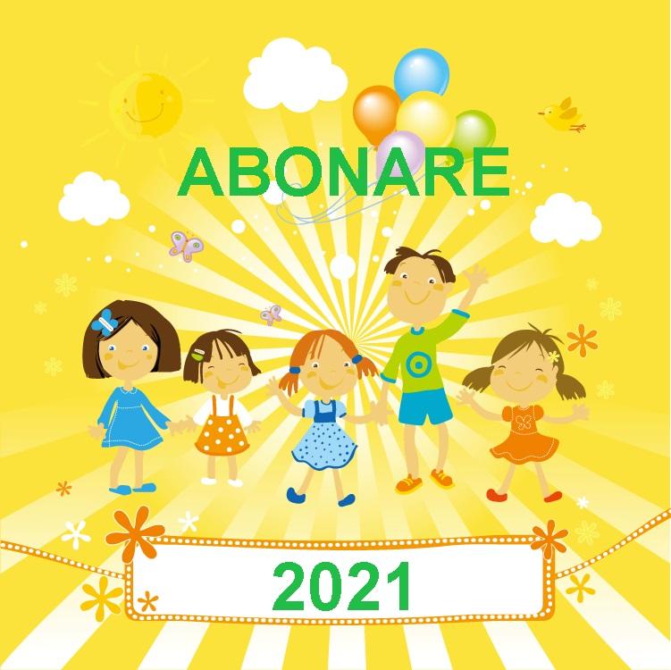 Abonare 2021